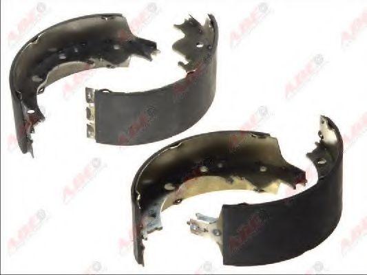 Тормозные колодки зад барабанные Iveco Daily E1 90-96,Daily E2 96-99 ABE C0E002ABE