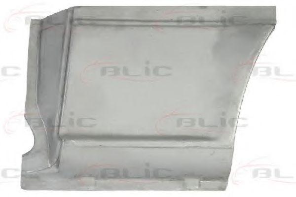 Панель крила, задня BLIC 6504033542581P
