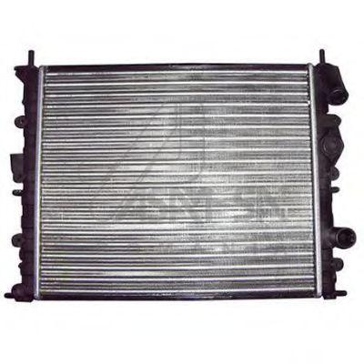 Радіатор системи охолодження ASAM 30215