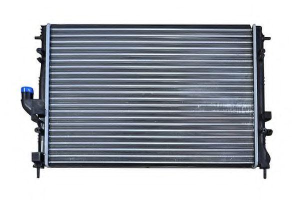 Радіатор системи охолодження ASAM 30917