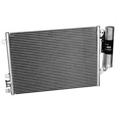 Радіатор кондиціонера Dacia Logan 1.4/1.6 ASAM 30291