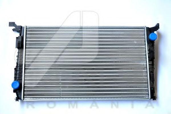 Радіатор охолодження Renault Duster 1.5 DCI 10- ASAM 32100