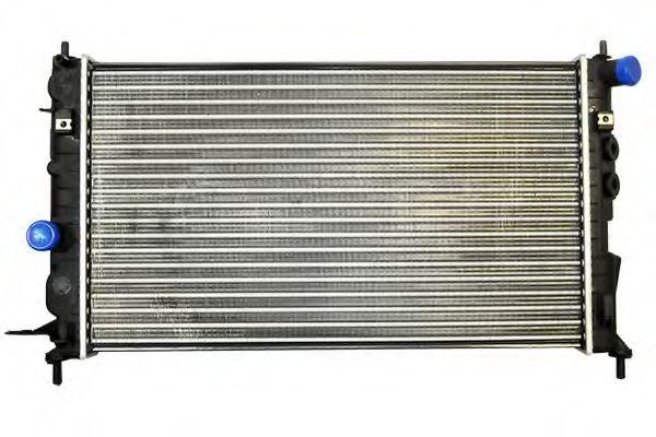 Радіатор системи охолодження ASAM 32328