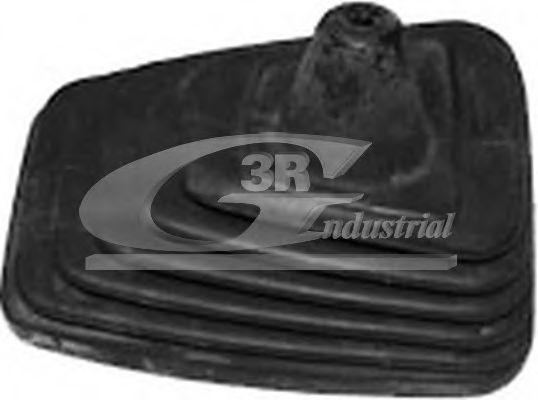 (гума) Чохол важеля КПП VW Golf II/Jetta II 83-92 3RG 25710