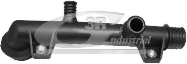 Патрубок системи охолодження BMW 3 (E36)/5 (E34) -95 3RG 80100