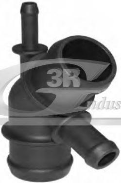 Фланець системи охолодження Audi A3, TT 1.6/1.9TDI 130KM/1.8T/ VW Bora, Golf IV 1.6/2.0/ Sharan 2.8 V6 24V 204KM  3RG 82740