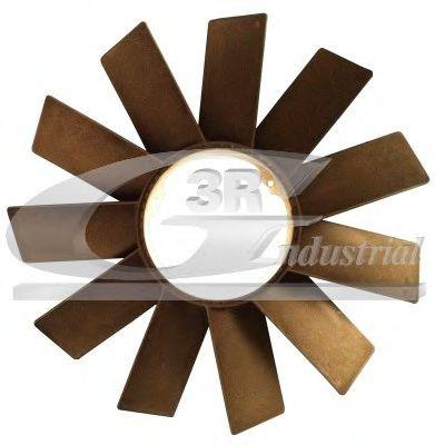 Вентилятор радiатора Bmw E34/E39/E32/E38/E34 3RG 80113