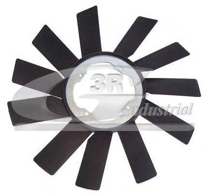Лопасті вентилятора (11лоп.) BMW 320-325 87- 3RG 80115