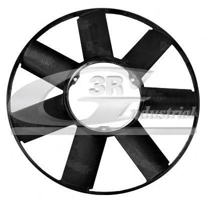 Крильчатка вентилятора BMW 3 (E30), 3 (E36), 3 (E46), 5 (E34), 5 (E39), 7 (E38), X5 (E53) 1.6-5.4 09.83-12.06 3RG 80122