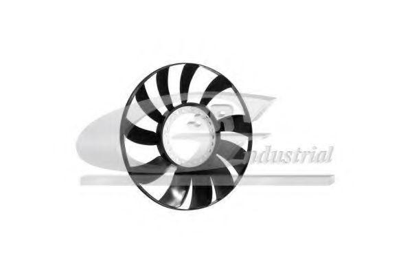 Вентилятор VAG/Skoda 1.6-2.0 11 лопастей 3RG 81747