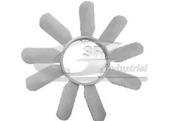 Вентилятор радіатора DB 190D 2.5-E300TD 04.85-05.00 3RG 80517