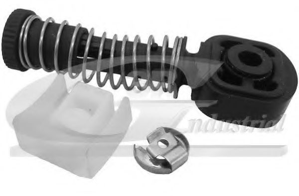 Втулка КПП Audi A1, A3, TЕ Skoda Fabia I 1.0-3.6 95-06, 06-12,13- 3RG 24758