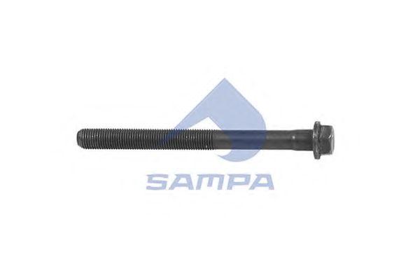 1822 166 Болт ГБЦ M18x2/200 MM (26шт.) (MX...) SAMPA 051053