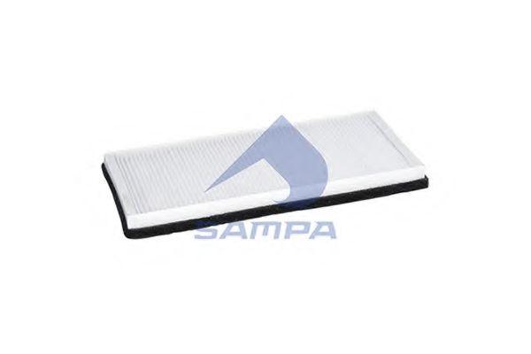 0008303318 Фильтр салона SAMPA 202230