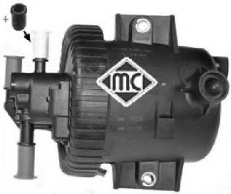 Корпус топливного фильтра  METALCAUCHO 03836