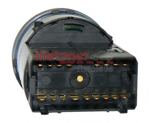 Перемикач електричний (напруга <60В) METZGER 0916054