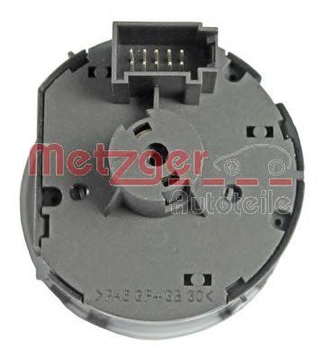 Перемикач електричний (напруга <60В) METZGER 0916311